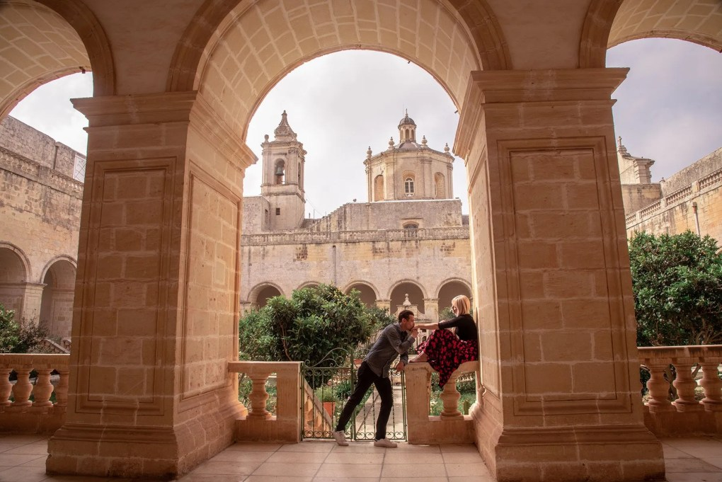 St. Dominic Convent Rabat Malta