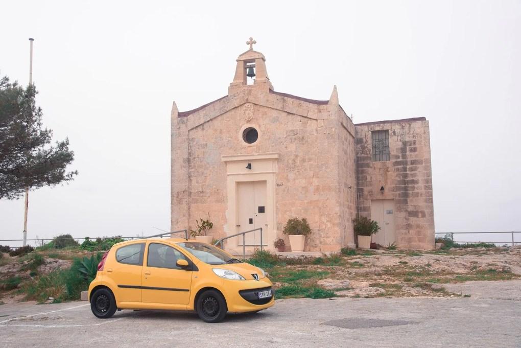 M car rental & leasing Malta
