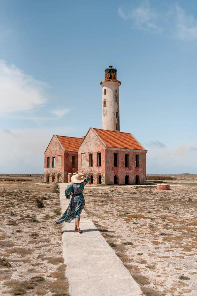 Lighthouse Little Curaçao
