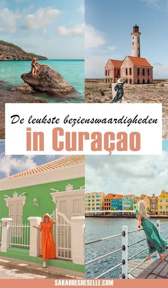 De leukste bezienswaardigheden in Curaçao