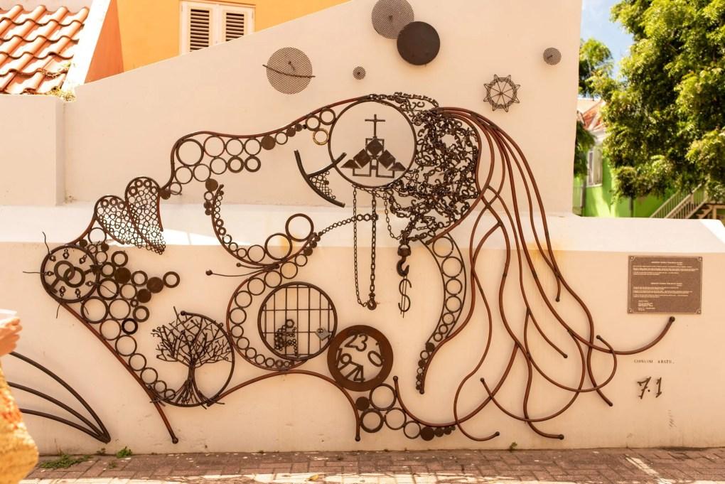 Otrobanda street art tour
