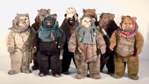 ewoks Endor ewok hood knitting pattern free diy
