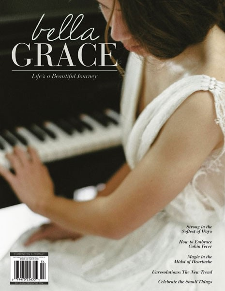 Bella Grace Magazine giveaway