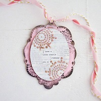Leave a Little Sparkle Project by Sarah Donawerth