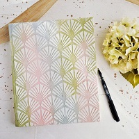 Pastel Paradise Journal by Sarah Donawerth
