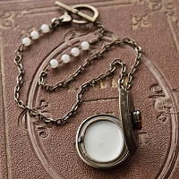 Lip Balm Locket Project by Sarah Donawerth