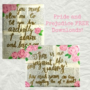 Pride and Prejudice Free Quotes Download