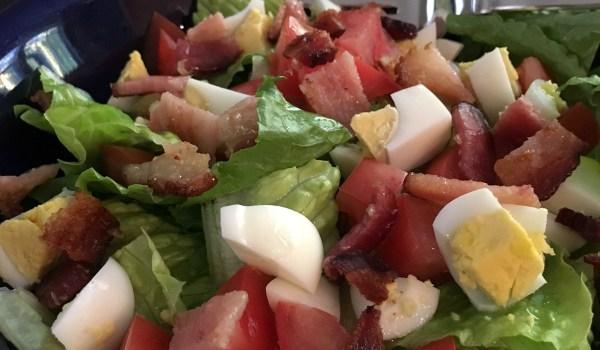 Clean BLT Salad Recipe