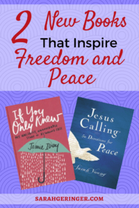 2 New Books That Inspire Freedom and Peace