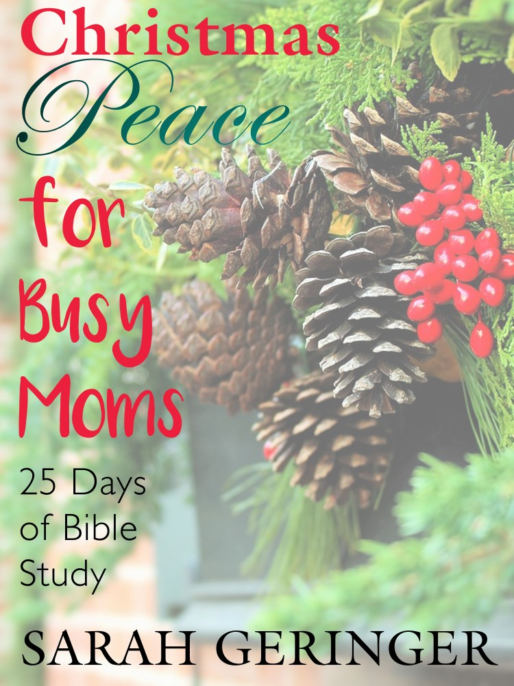 Christmas Peace for Busy Moms