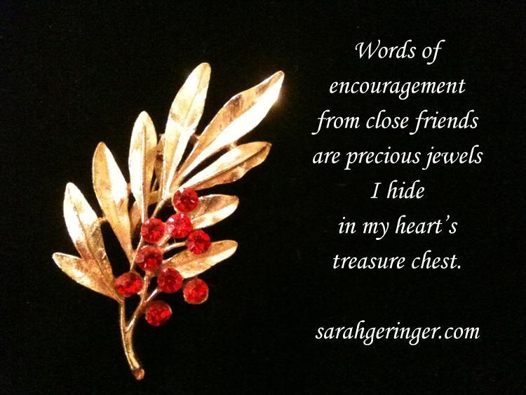 words like jewels