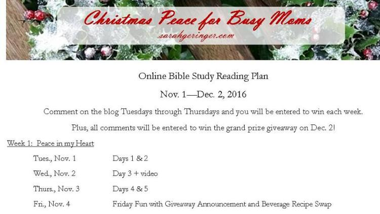 example-online-bible-study-reading-plan