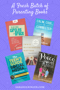 If you are a new mom, a mom of tweens, a mom of teens, a techie mom, or an adoptive mom, there's a great #parenting book here for you