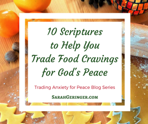 Scriptures to help you fight #food cravings all year round. #healthy