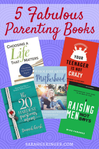Excellent books for intentional parenting.