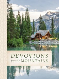 Praise God for His majesty with Devotions from the Mountains. #devotional #biblestudy #bible