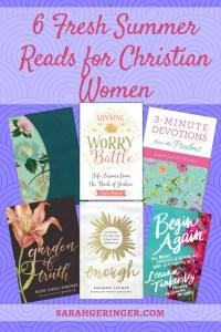 6 Fresh Summer Reads for Christian Women
