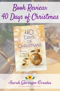 Book Review: 40 Days of Christmas