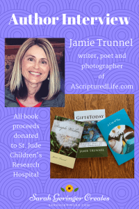 Author Interview: Jamie Trunnel