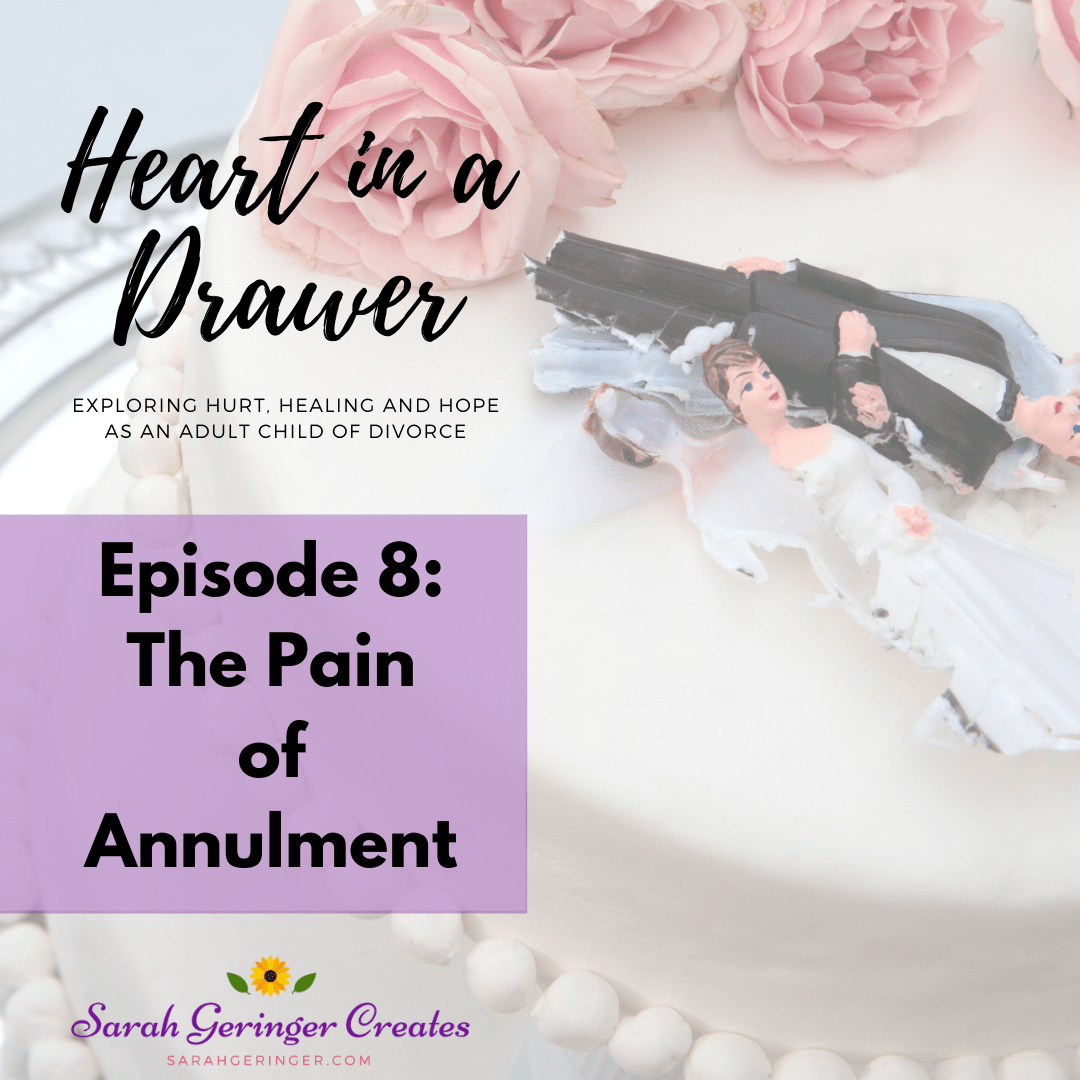 Episode 8 Heart in a Drawer