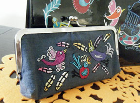 Artist Purse and Clutch