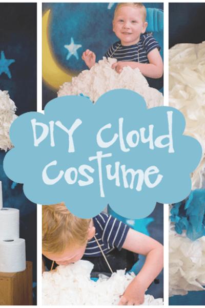 DIY Cloud Costum