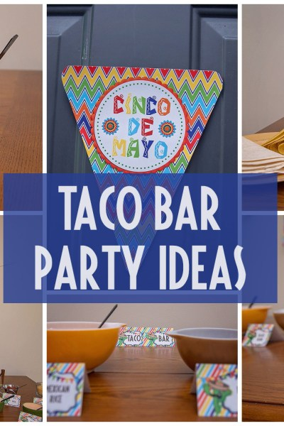 Taco Bar Party Ideas
