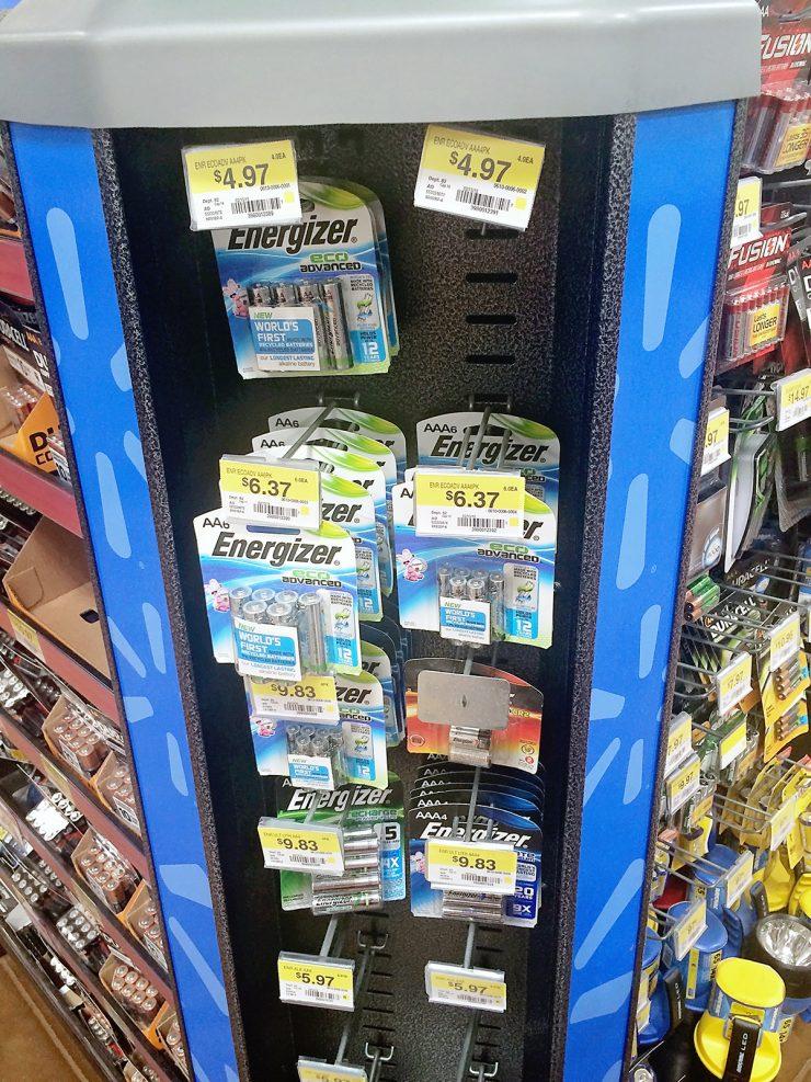 Battery-Shopping