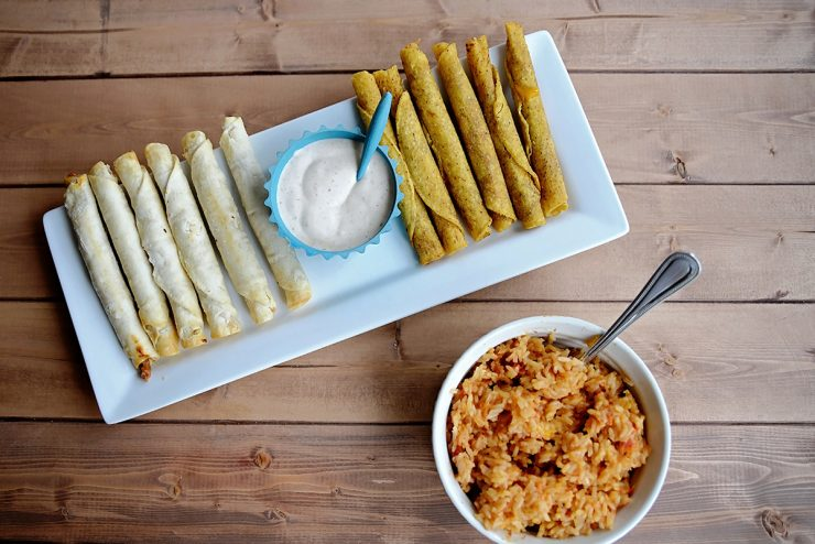 Game Day Food | Easy Mexican Rice Recipe | #DelimexFiesta #CollectiveBias #ad