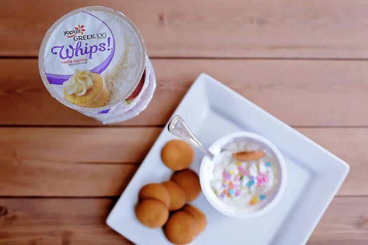Cupcake Yogurt Snack & Giveaway
