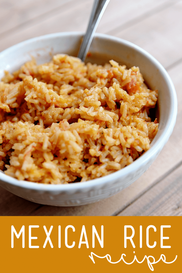 Easy Mexican Rice Recipe | #DelimexFiesta #CollectiveBias #ad