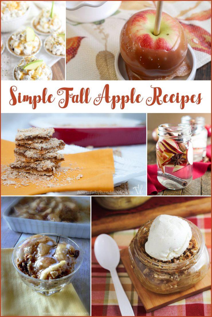 Simple-Fall-Apple-Recipes