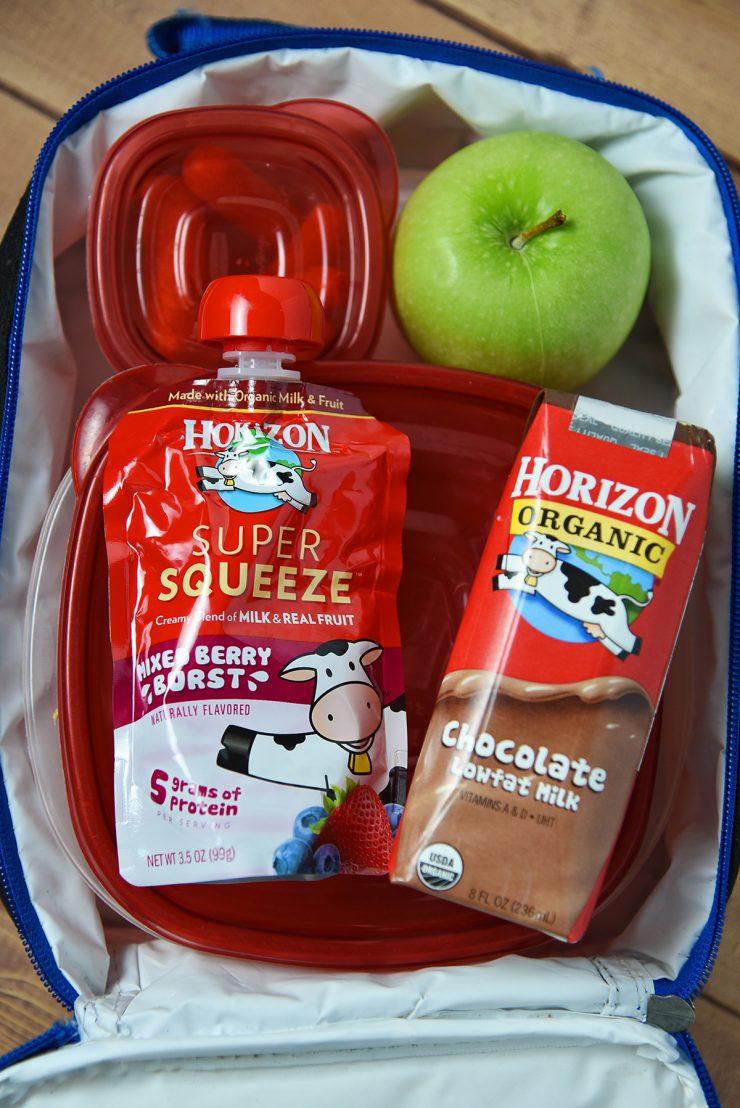 School Lunch Essentials | #ad #HorizonLunch #CollectiveBias