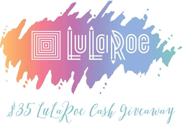 LuLaRoe Review & Giveaway