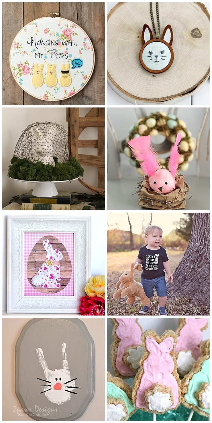 Bunny Crafts & More
