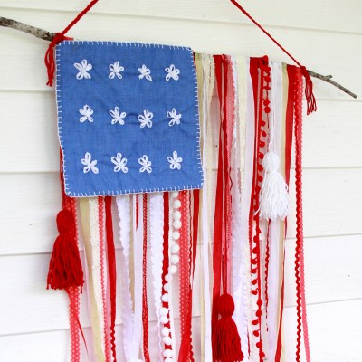 Patriotic Desserts & Crafts