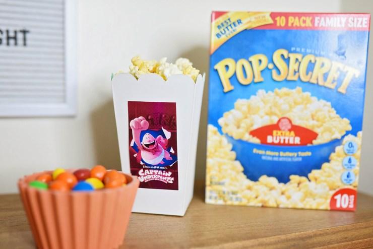 Family Movie Night Snacks
