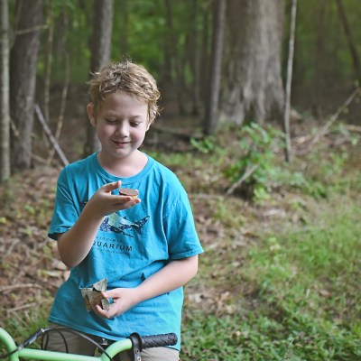 Kid Snacks On The Go