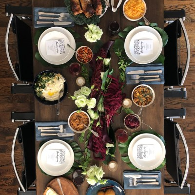 Thanksgiving Tablescape Ideas & Decor