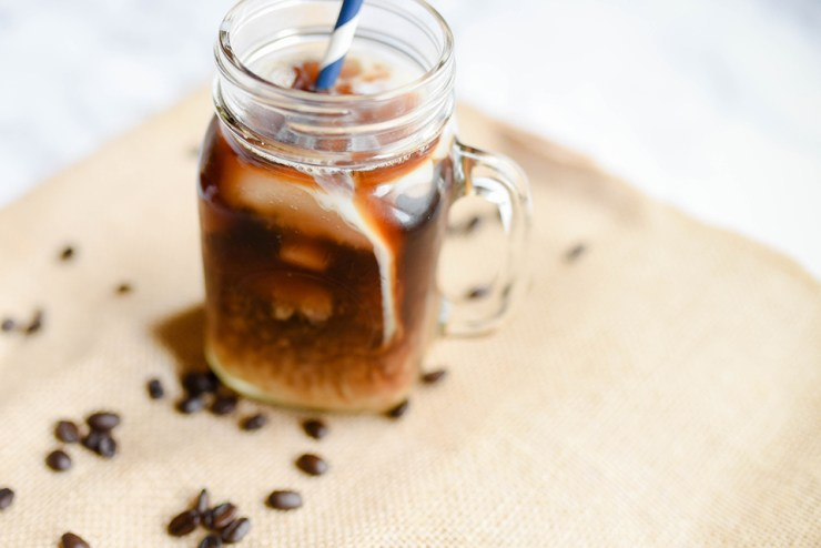 Dairy Free Iced Coffee