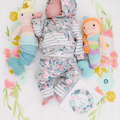 Annelyn Jane | 2 Weeks Old