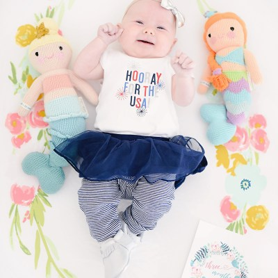 Annelyn Jane | 3 Months Old