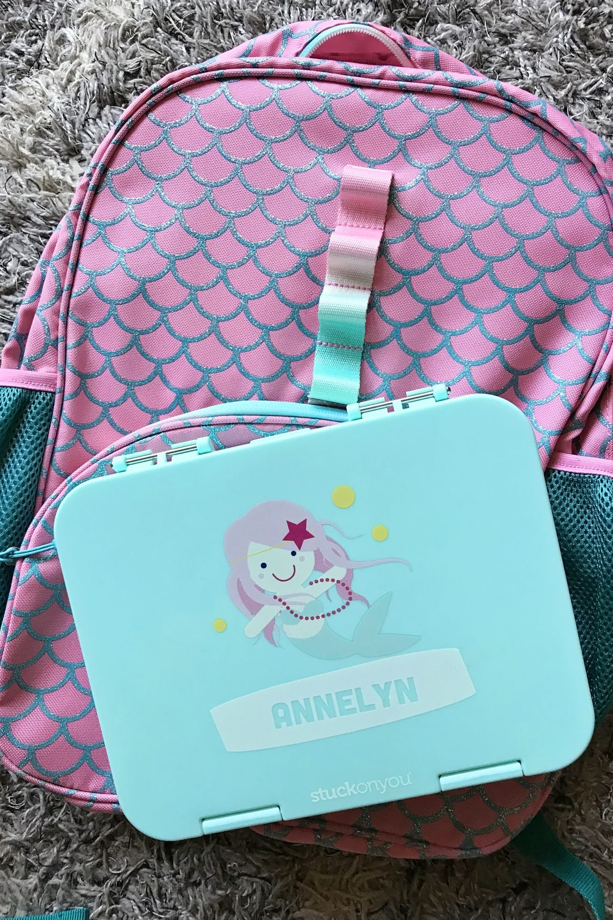 Personalized Bento Box and Cooler Bag