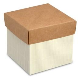 Corrugated favour box
