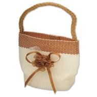 Burlap Gift Bag