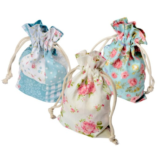 Cotton Favour Pouches