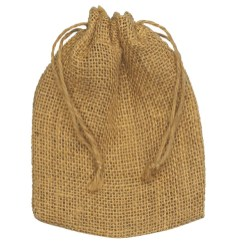 Hessian Favour Pouch