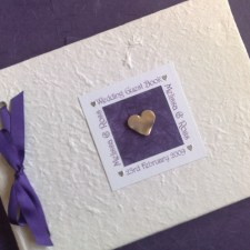 Amore guestbook