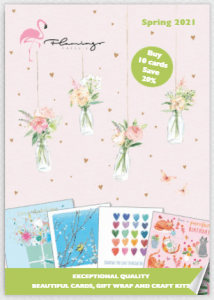 Flamingo Paperie Spring 2021 Supplement