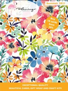 Flamingo Paperie Summer 2021 Supplement Cover
